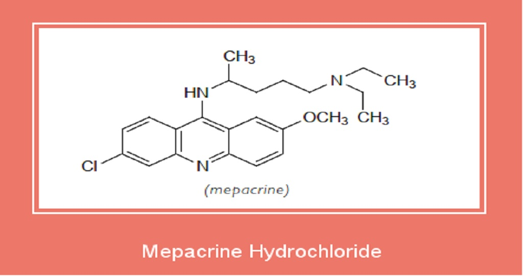 Mepracrina