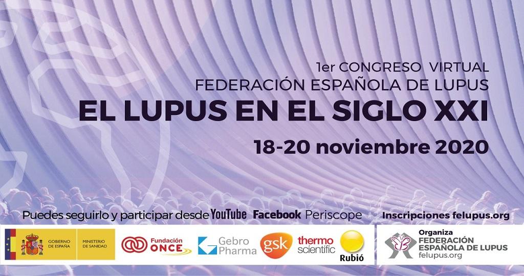 Cartel I Congreso Virtual